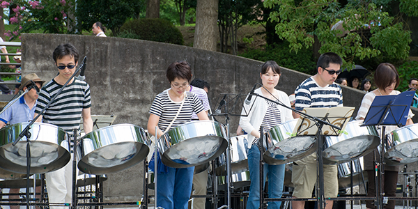 ACTUS STEEL BAND